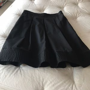 Beautiful Ann Taylor Black Skirt, Size 4
